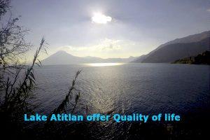 life style in Atitlan