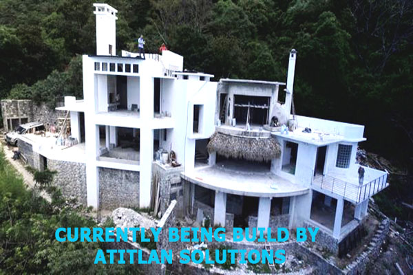currently being build by atitlan solutions